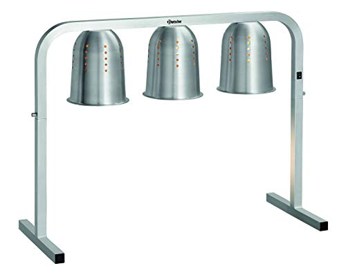 Bartscher Wärmebrücke I3WL820 3 Infrarot-Lampen 2/1 GN - 114267