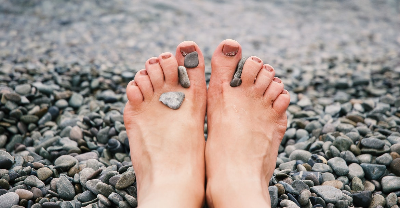 Infrarot Fußmassagegerät