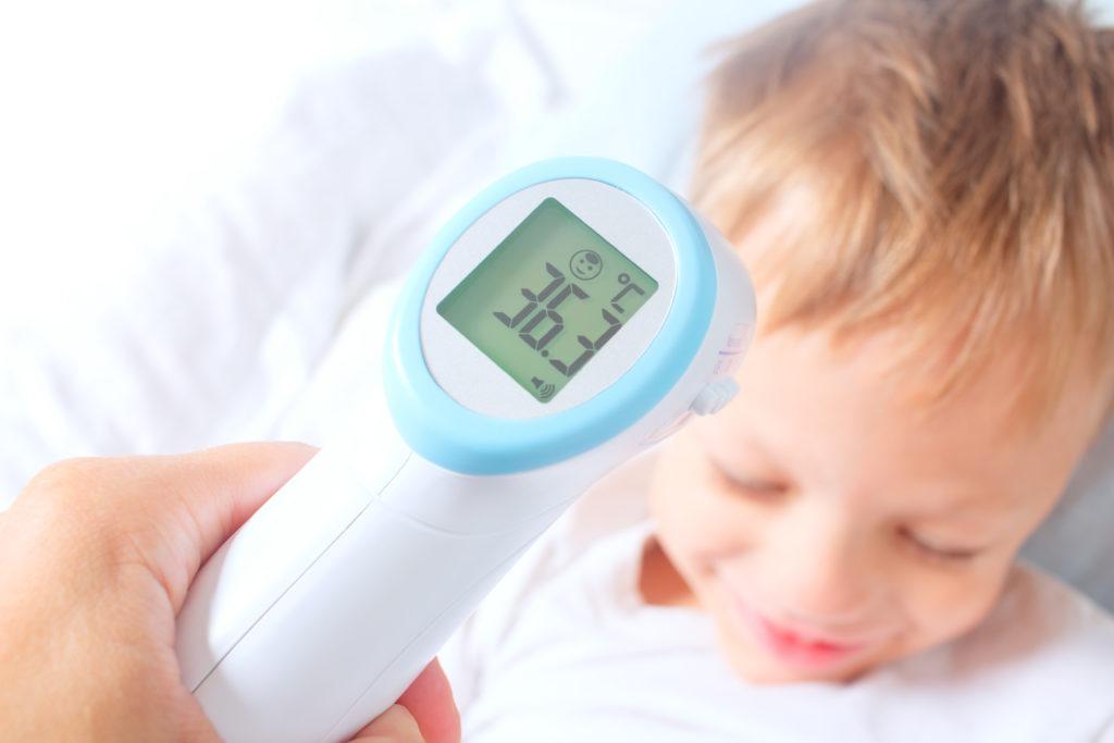 Infrarot Fieberthermometer