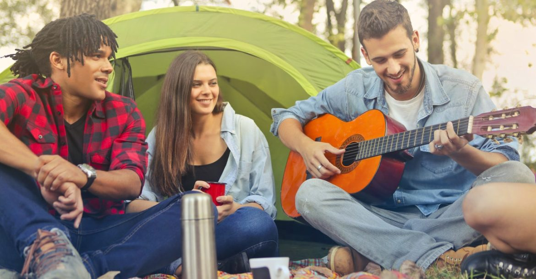 Infrarot Campingkocher