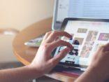 Infrarotbetriebenes Touchpanel